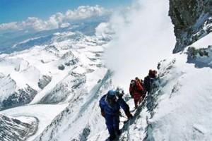 Jenazah pendaki India ditemukan di Gunung Everest