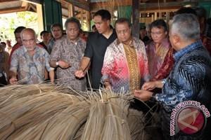 Indonesia ingin pimpin pasar produk rotan dunia