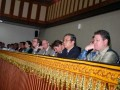 Para Duta Besar dari beberapa negara sahabat menghadiri pelantikan Gubernur dan Wakil Gubernur Aceh, Zaini Abdullah/Muzakir Manaf dalam sidang praipurna khusus di DPRA, Banda Aceh, Senin (25/6). Sekitar 30 duta besar dari negara-negara sahabat dan termasuk menteri dan mantan menteri turut menghadiri pelantikan gubernur/wakil gubernur Aceh periode 2012-2017. (FOTO ANTARA/Ampelsa)