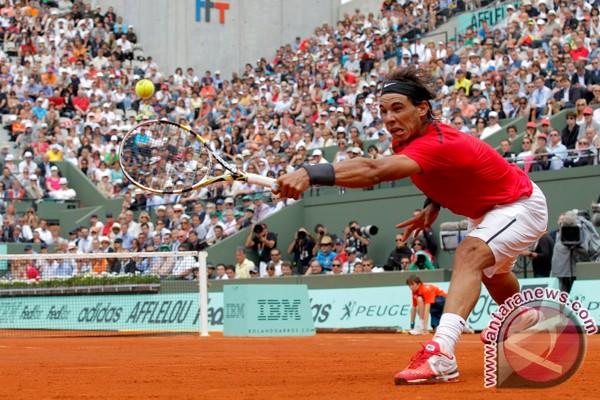 Nadal sempat merasa tidak percaya diri
