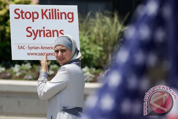 Rusia tolak pemberlakuan sanksi terhadap Suriah