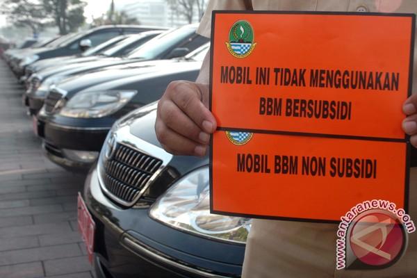 Pemkab Jembrana berinisiatif cetak stiker BBM non-subsidi