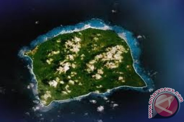 Pulau Midai, pulau terluar yang terancam hilang