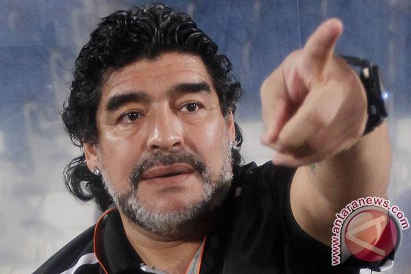 Metsu gantikan Maradona