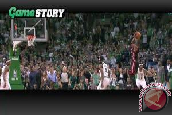 Wade gagal, Boston unggul tipis di 'overtime'