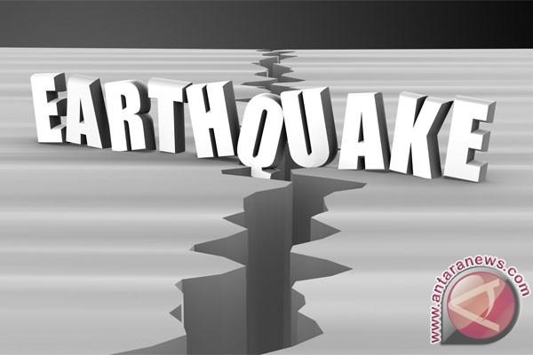 Gempa 6,0 SR guncang Banggai Sulteng