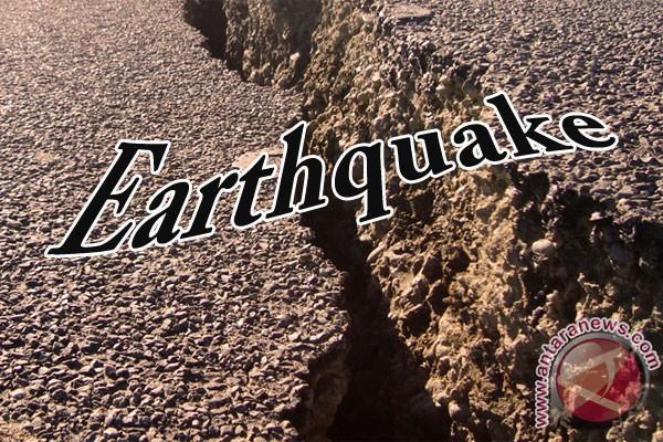 Gempa 5,1 SR di Toba Samosir Sumut