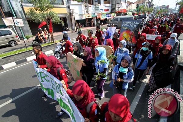 Hari ini, Hari Lingkungan Hidup Sedunia