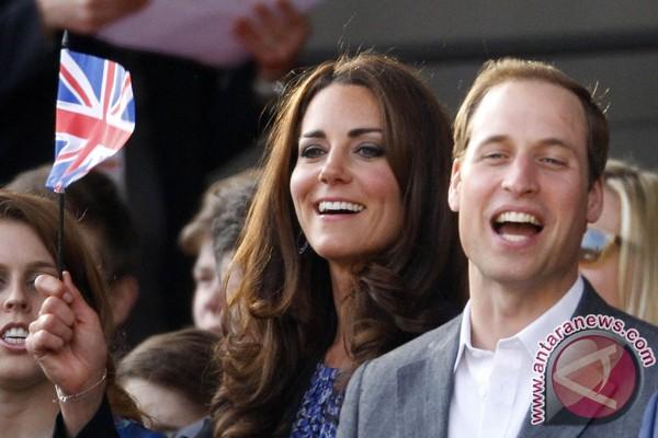Pangeran William-Kate tiba di Malaysia