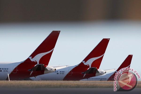 Qantas merugi Rp2,4 triliun