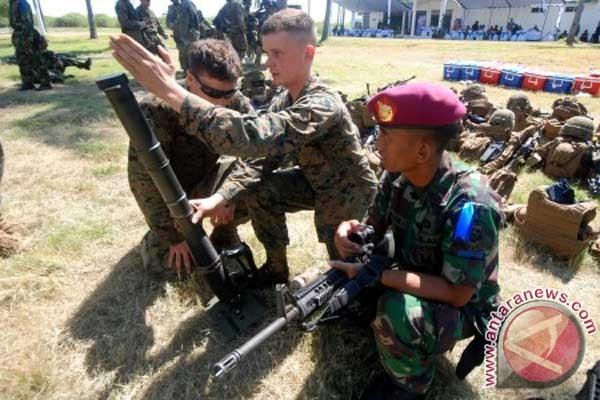 Tiada kerja sama militer Indonesia, Amerika Serikat, dan Australia