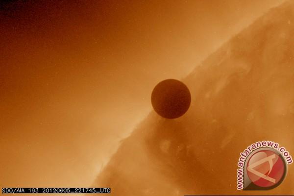 Transit Venus punya beberapa pola