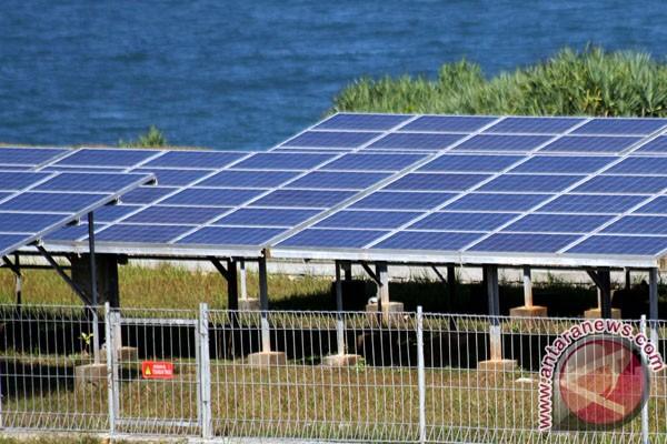 Puluhan rangkaian listrik tenaga surya Tulungagung rusak