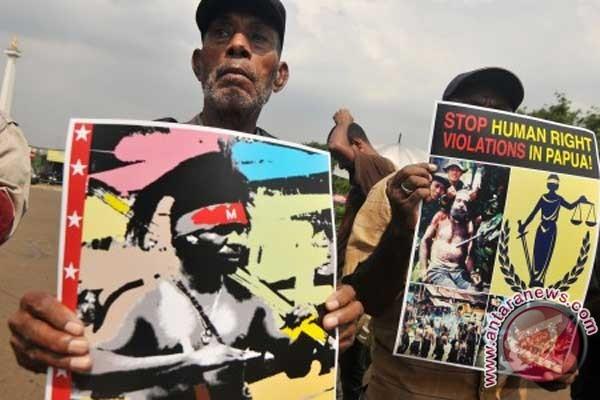 Papua rusuh, belasan warga tewas