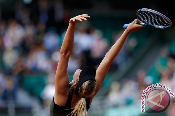 Sharapova juara Prancis Terbuka