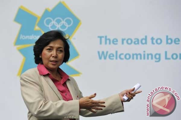 Kontingen Olimpiade Indonesia genap 20 atlet