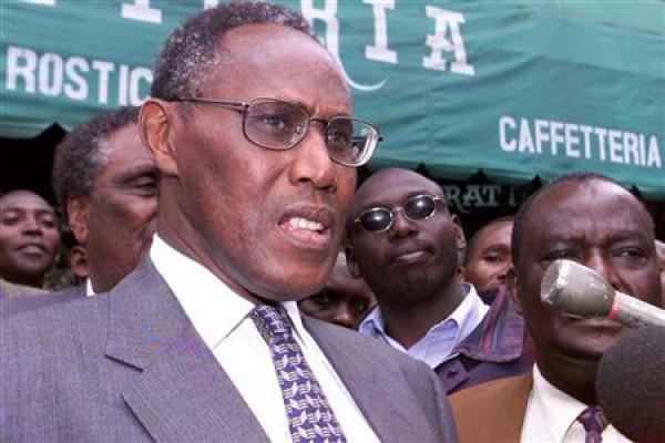 Menkam Kenya tewas dalam kecelakaan helikopter