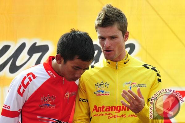 Pujol Munoz juara Tour de Singkarak 2012