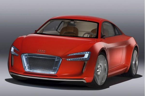 R8 E-tron  jadi seri Audi termahal