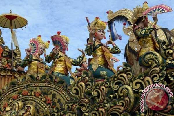 Masa keemasan kesenian Bali Abad ke-16