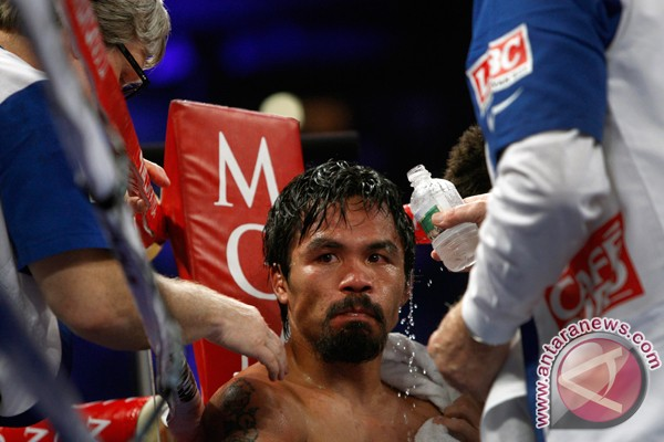 Manny Pacquiao akan duel lawan Brandon Rios