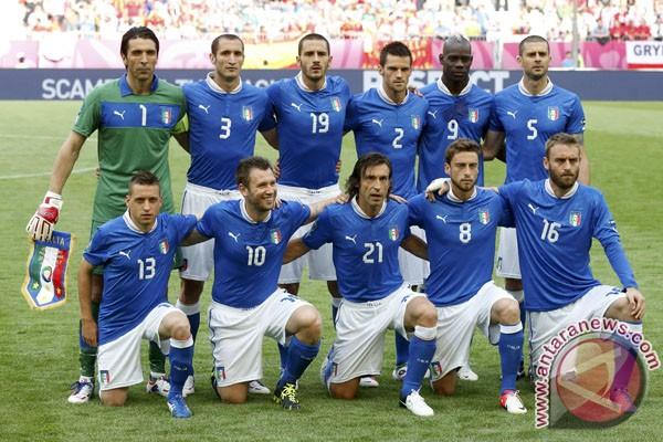 Ketegangan sambangi duel Inggris lawan Italia