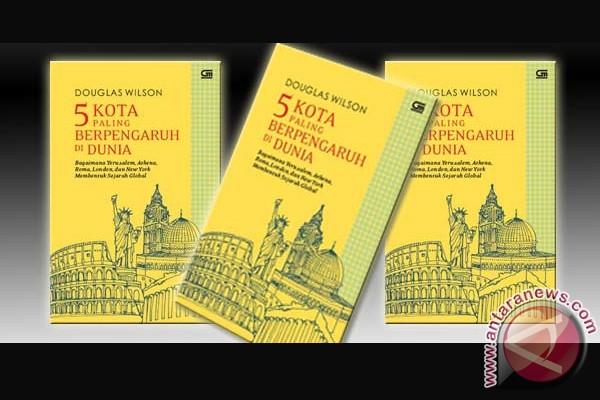 MUI harap kasus buku 5 Kota Paling Berpengaruh di Dunia selesai