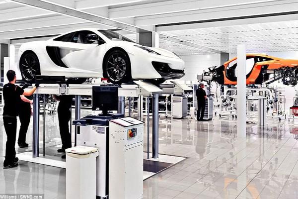 New McLaren F1 gunakan V8 Hybrid, bukan V12