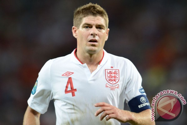 Gerrard kecewa dengan kartu merahnya