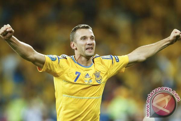 Shevchenko tidak ingin menyalahkan wasit