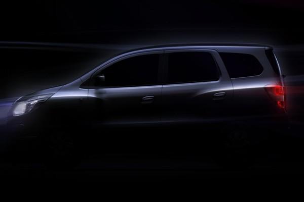 MPV Chevrolet Spin buatan Indonesia