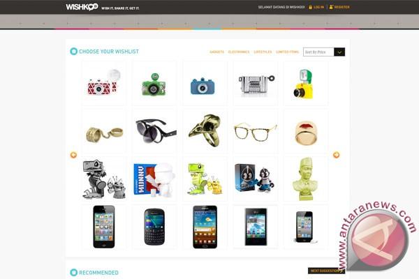 Beli hadiah patungan di wishkoo.com