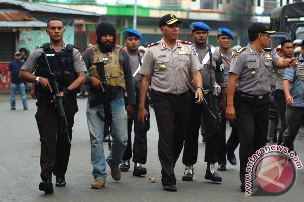 Polda Papua turun ungkap kasus penembakan Aimas