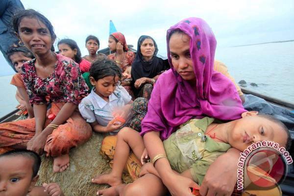 Ormas akan gelar aksi solidaritas Rohingya