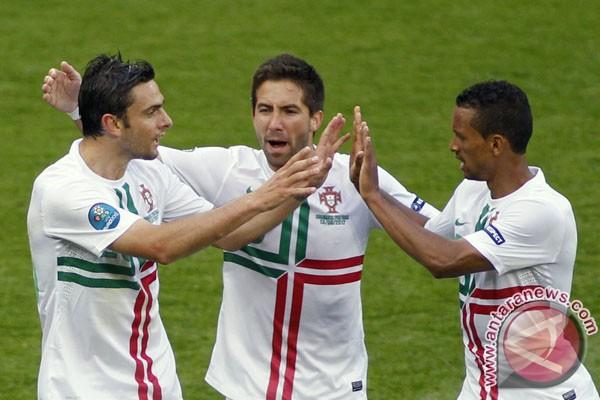 Portugal menang, Nani puas