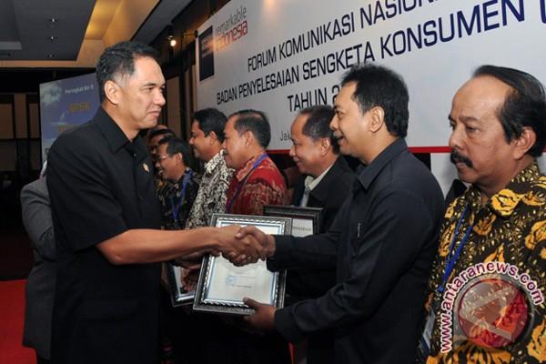 Pemerintah akan apresiasi BPSK berkinerja baik