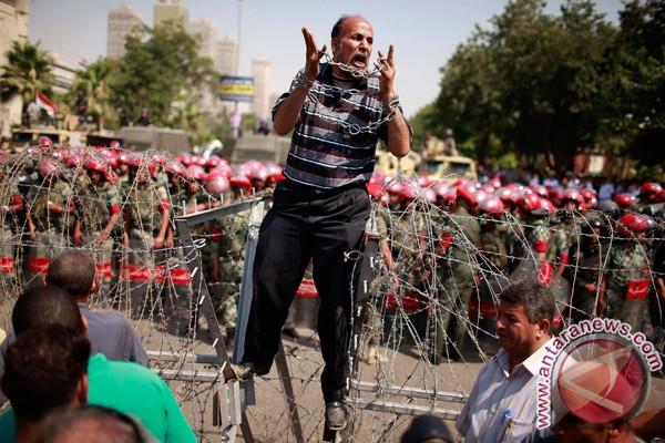 Organisasi terlarang Mesir itu akhirnya berkuasa