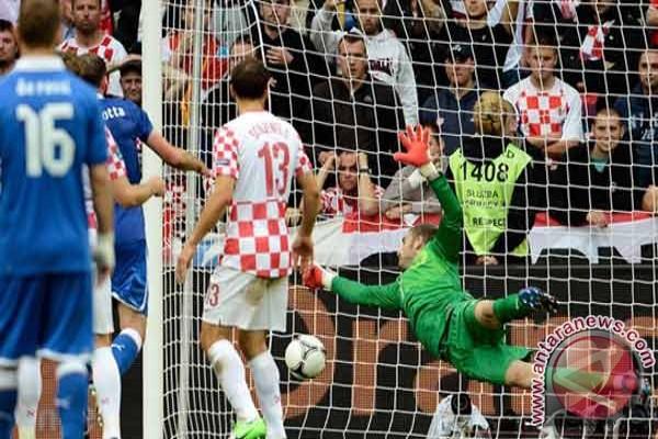 Sementara, Italia 1, Kroasia 0