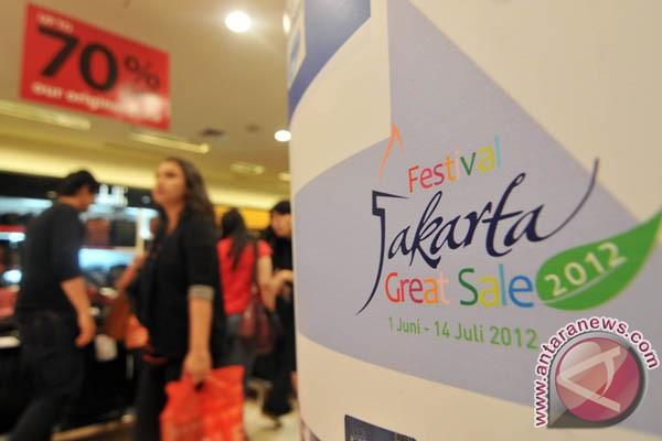 Jakarta Great Sale makin meriah di liburan sekolah