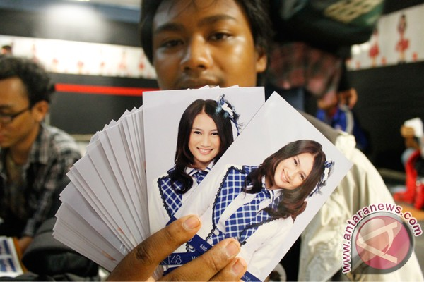 Dekat dengan idola di Theater JKT48
