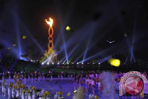Indonesia sementara di urutan keempat ABG 2012