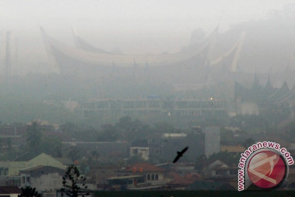 239 titik panas terdeteksi di Sumatera