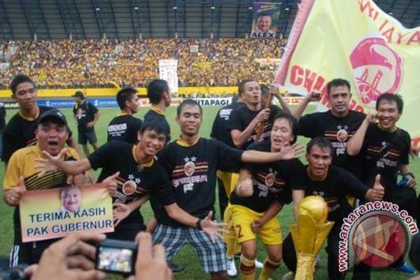 Tropi Liga Super akan dipajang di mal Palembang