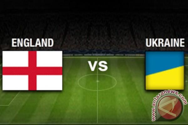 Lineup Inggris vs Ukraina, Rooney termasuk