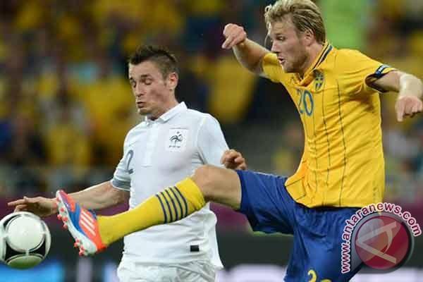 Swedia vs Prancis juga 0-0