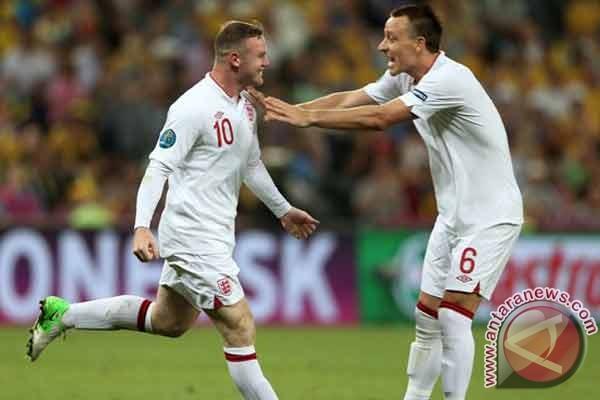 Rooney diselamati mantan pacar