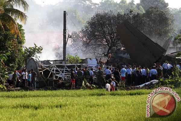 Dua korban Fokker 27 masih di ICU