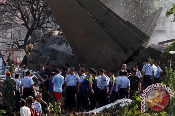 Sudah dua Fokker F-27 Skuadron Udara 2 TNI AU jatuh