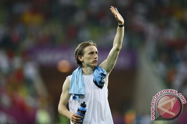 Modric salah, kata Villas-Boas