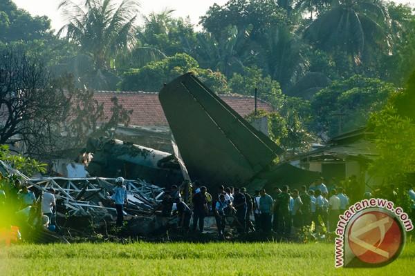 Korban meninggal kecelakaan Fokker-27 menjadi 11 orang